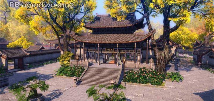 Система домовладения в Age of Wushu 2