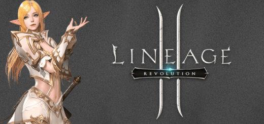 lineage 2 revolution игра на мобильном
