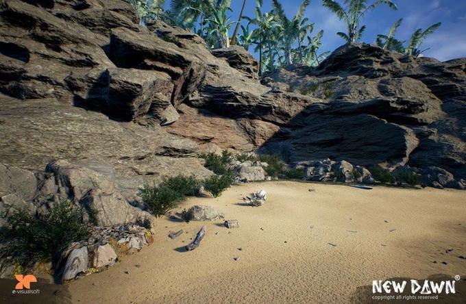 New Dawn скриншот 4