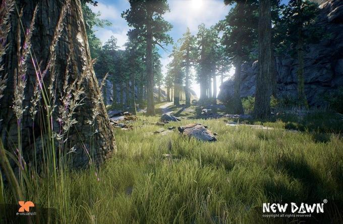 New Dawn скриншот 1