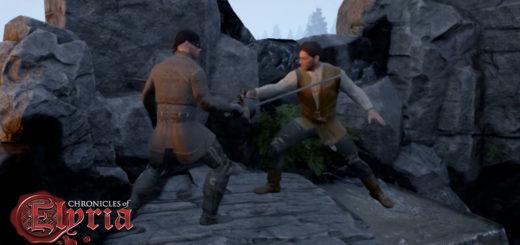 боевая система Chronicles of Elyria