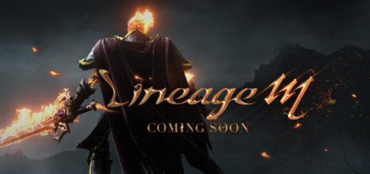 анонс мобильной MMORPG Lineage M корея ncsoft
