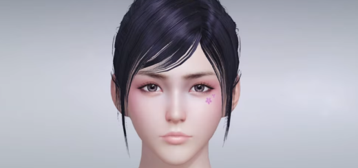 редактор персонажа Moonlight Blade видео