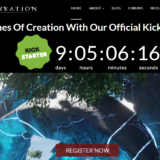 игра ashes of creation на kickstarter