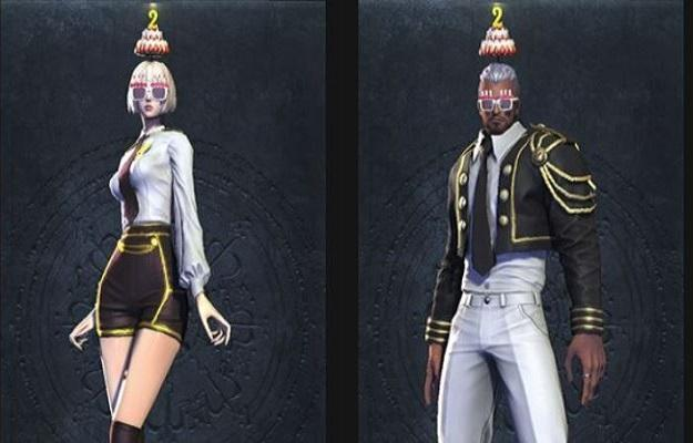 новые костюмы европа blade and soul