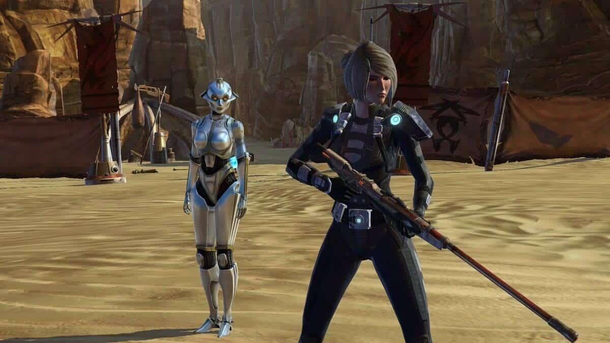 Star Wars The Old Republic обновления 5.8