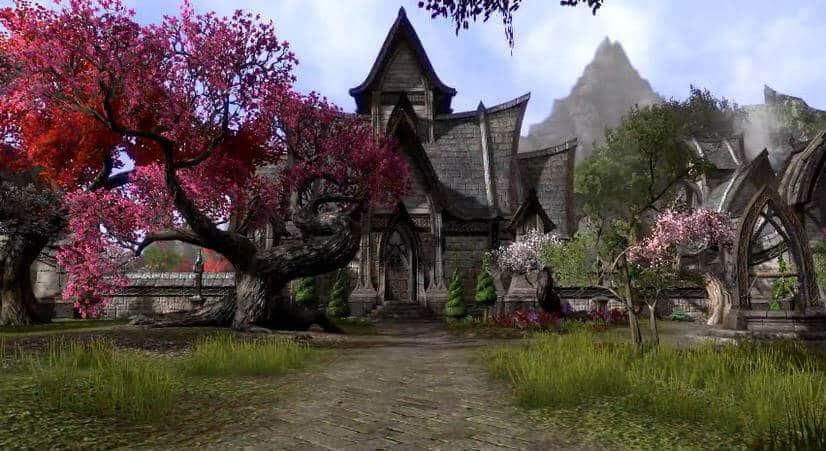 The Elder Scrolls Online Саммерсет