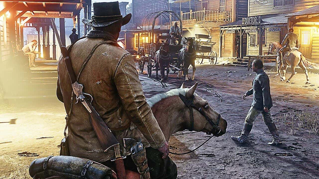 Wild West Online крупное обновление