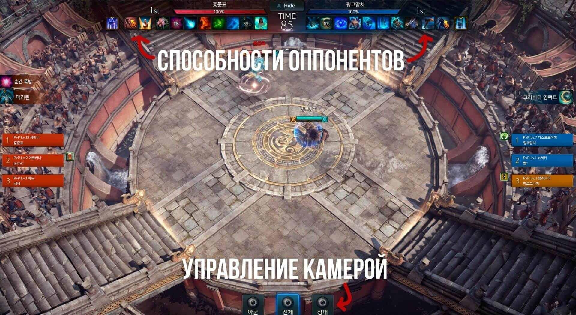 Lost Ark PvP-режимы