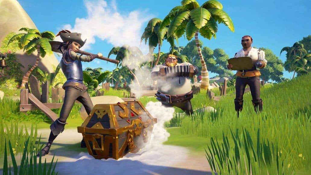 Sea of Thieves планы на 2018