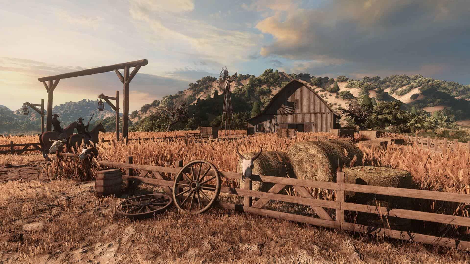 Wild West Online про активности