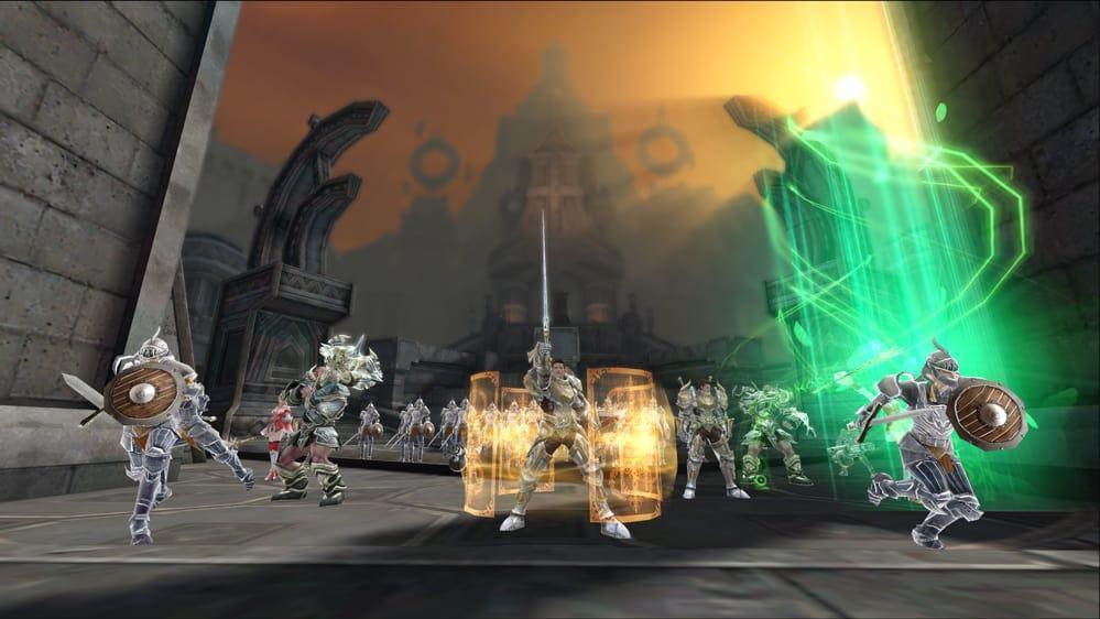 Tales of Gaia мобильная версия dark and light
