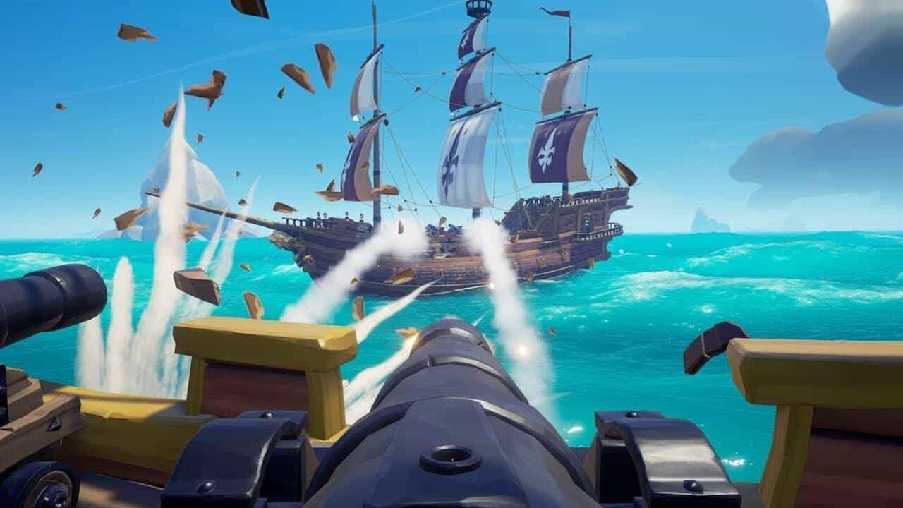 Sea of Thieves читеры