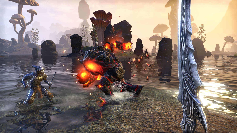 The Elder Scrolls Online бесплатная подписка