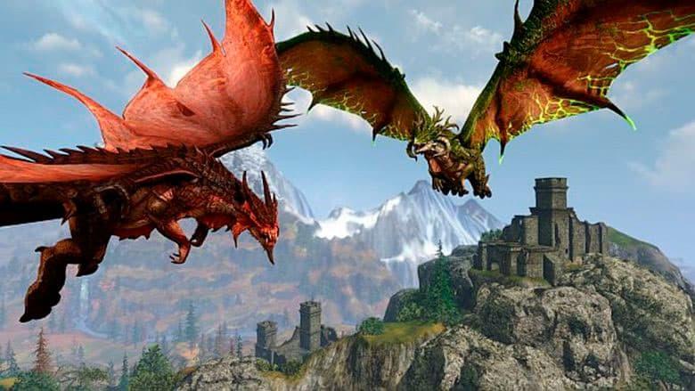 archeage обновление век драконов