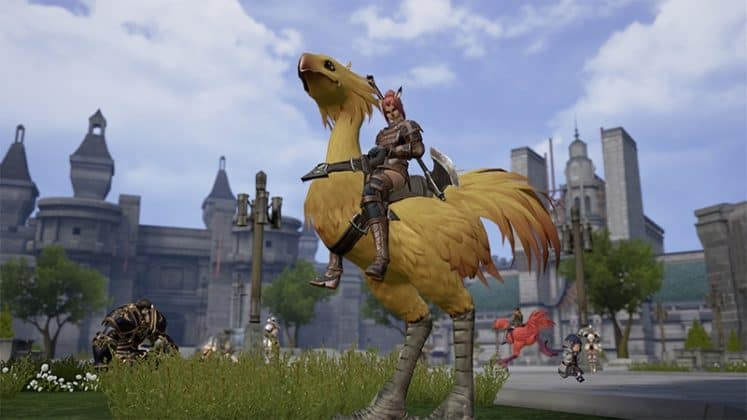 Final Fantasy XI Mobile nexon