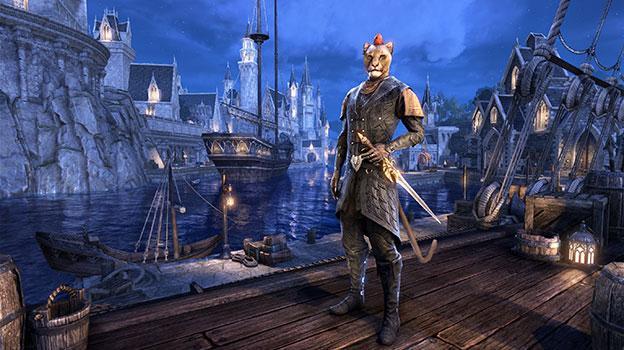 The Elder Scrolls Online обновление Summerset