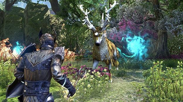The Elder Scrolls Online обновление Summerset 21 мая