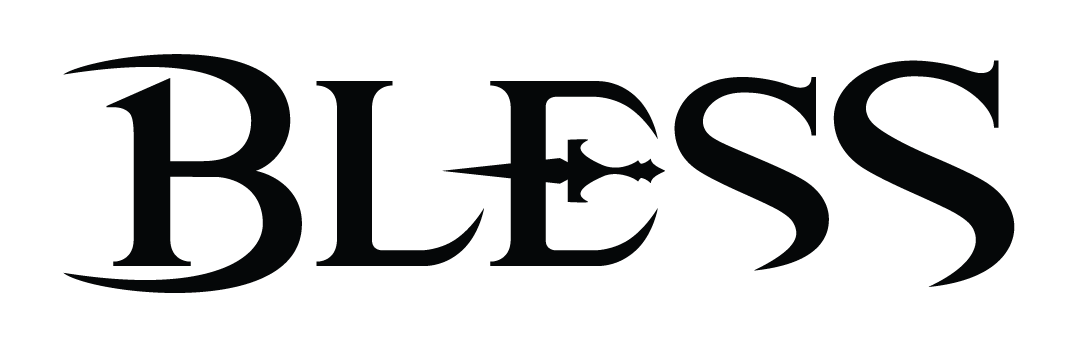 bless logo