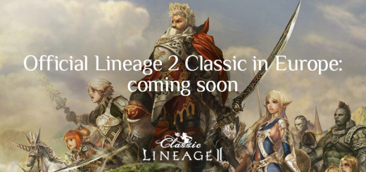 lineage 2 classic в европе