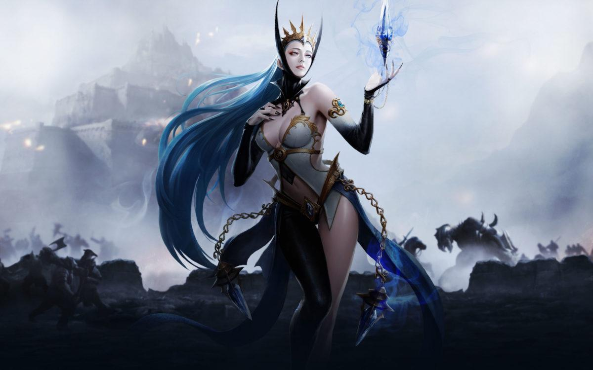 freya lineage eternal