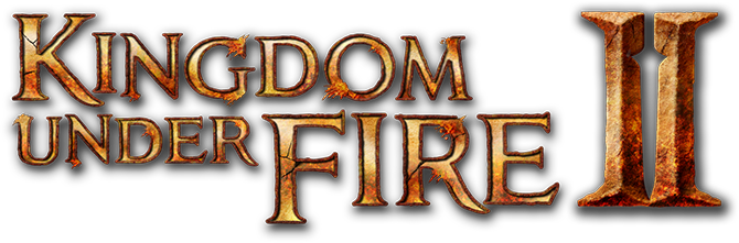 kingdom under fire 2 logo