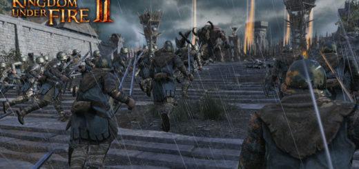 Kingdom Under Fire 2 выйдет в россии