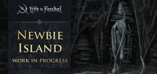 Life is Feudal: MMO остров новичков видео