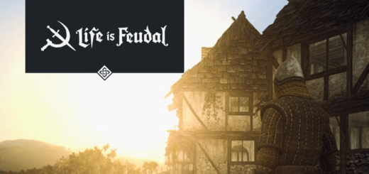 4 збт Life is Feudal MMO старт