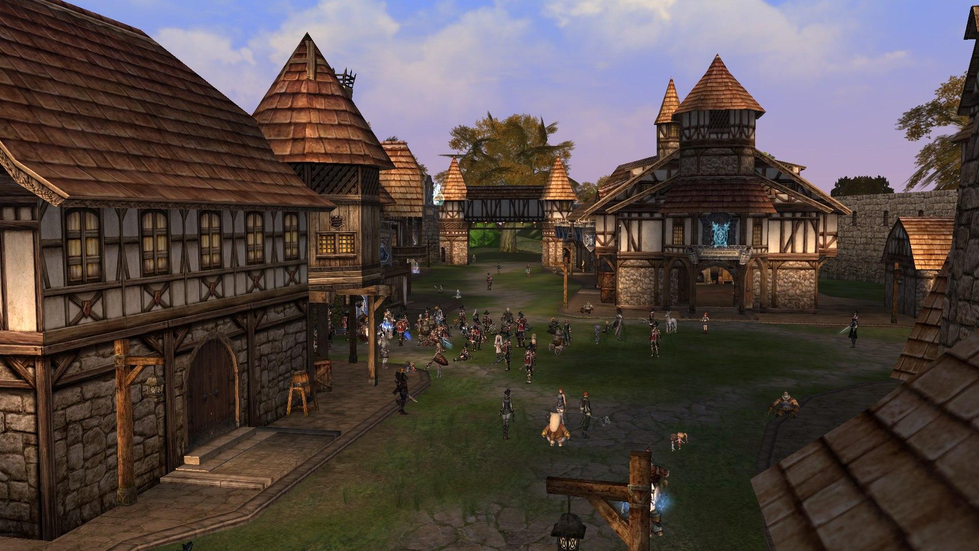 топ бесплатных онлайн игр mmorpg