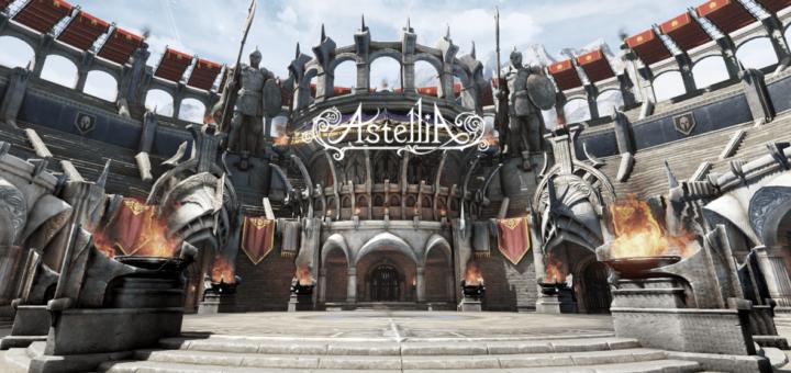 Astellia видео с первого збт