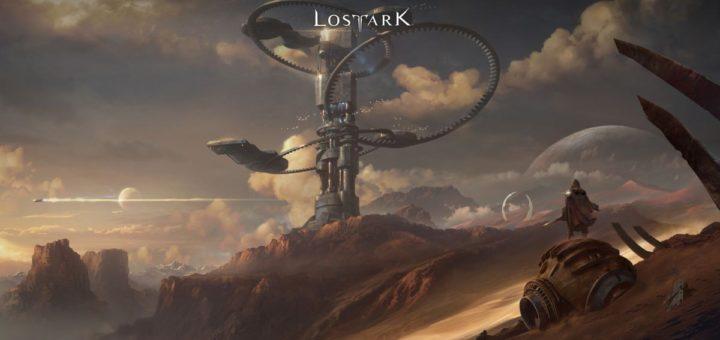 lost ark скриншоты концепт арт