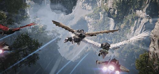 gameplay видео air из игры