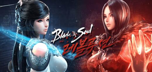 blade and soul revolution мобильная игра трейлер