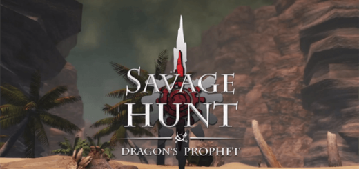savage hunt mmorpg новая игра