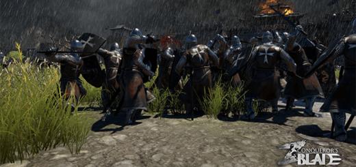 открылся официальный сайт европейской версии conquerors blade