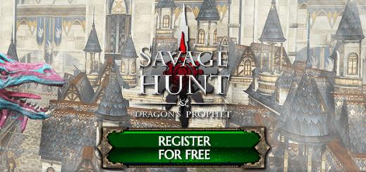 Savage Hunt Dragons Prophet mmorpg релиз начать играть
