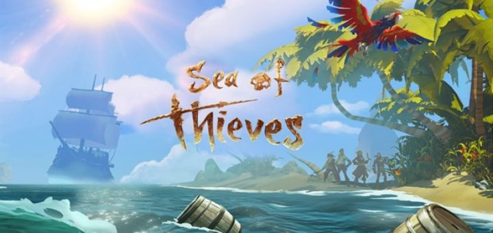 MMORPG Sea of Thieves збт дата