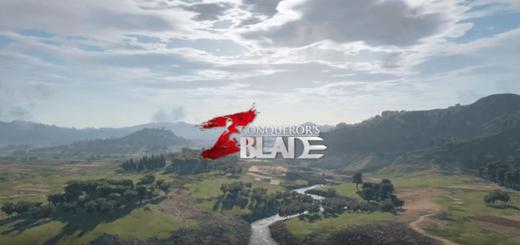 Conqueror's Blade новый трейлер большой мир