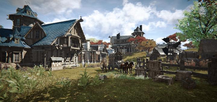 дома и крафт Ascent: Infinite Realm обзор