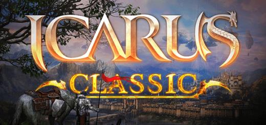 icarus classic 101xp новый сервер анонс