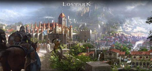 lost ark остров Огня и Льда