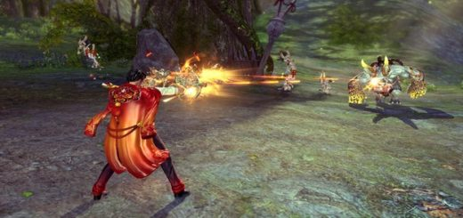 Blade and Soul DLC Зов Глубин