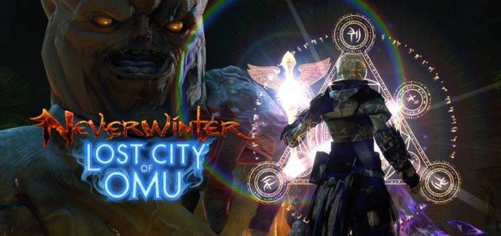 Neverwinter обновление - Lost City of Omu