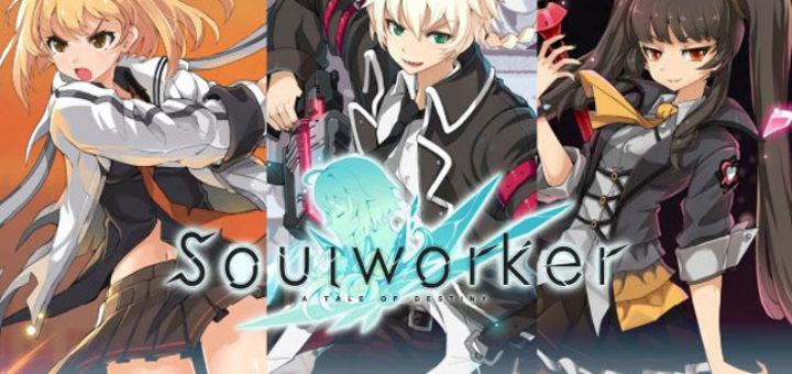Soul Worker ОБТ