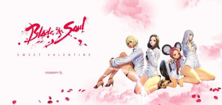 В Blade & Soul День Влюблённых