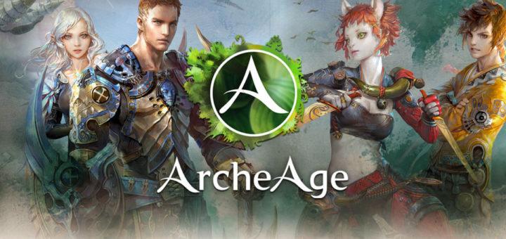 ArcheAge про заработок на угле