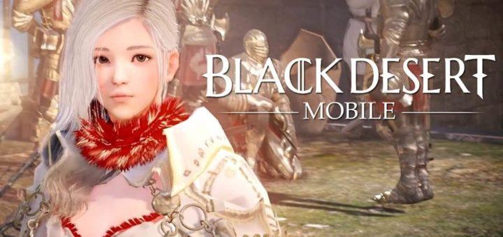 Ежедневные задачи в Black Desert Mobile