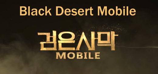 Black Desert Mobile про систему гильдий