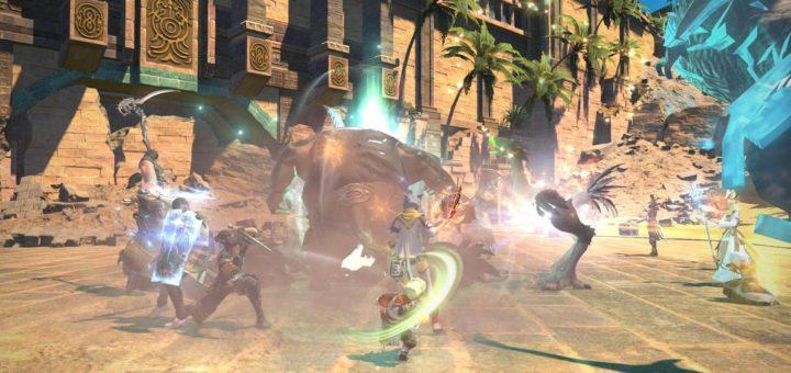 Final Fantasy XIV апдейт 4.25